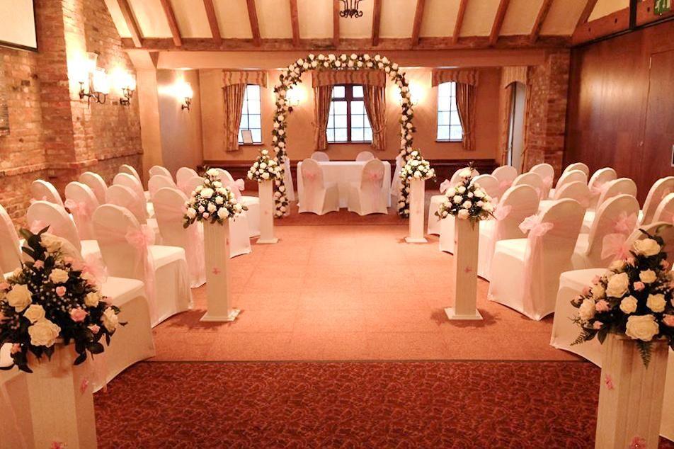 The Waterfront Barton Marina - Wedding venue in Burton on Trent ...
