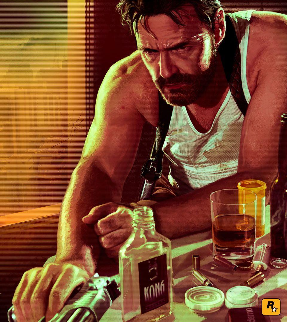 Max Payne 3 Max Payne Max Payne 3 Rockstar Games