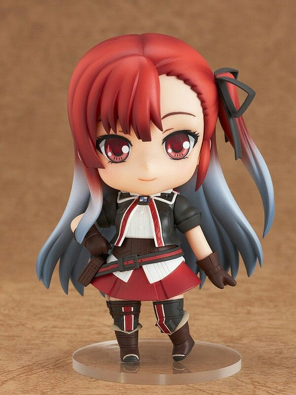 Nendoroid #164 - Riela - Valkyria Chronicles 3