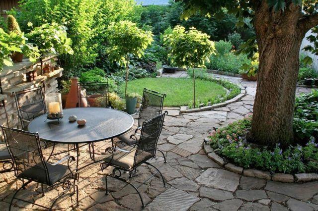 decoracion-de-jardines-rusticos-arbol-640x426jpg (640×426) Small
