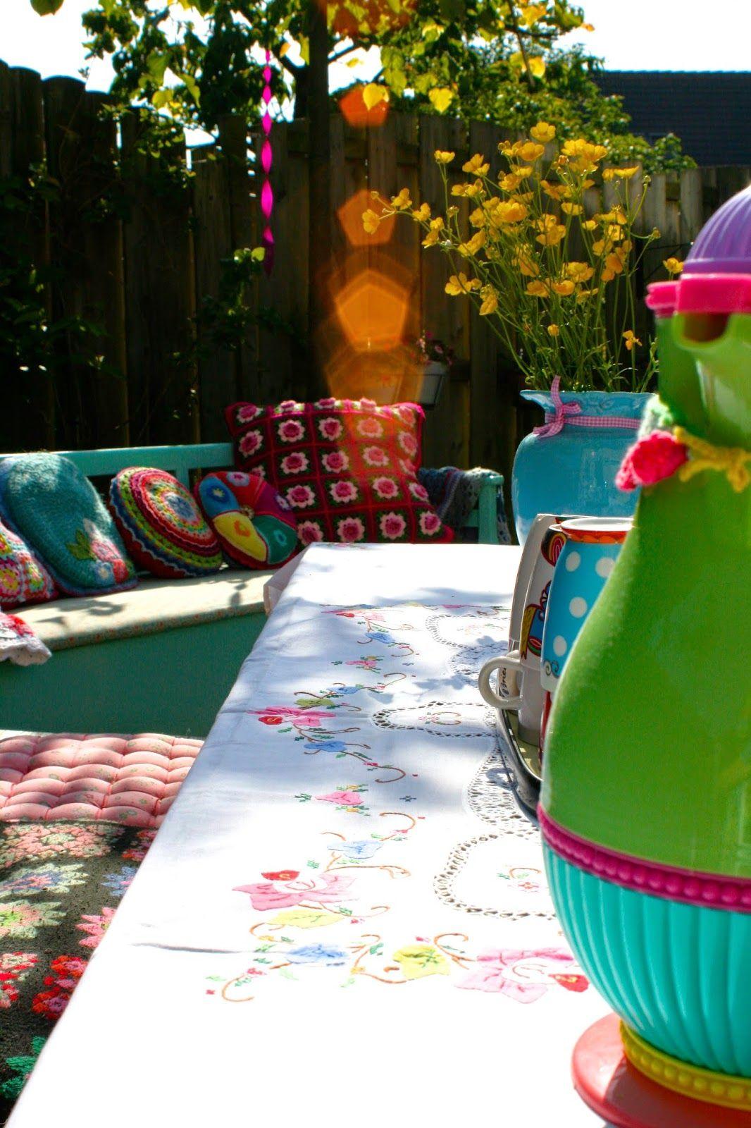 Haken Bij Saar En Mien Workshop Haken Kleur En Inspiratie Crochet