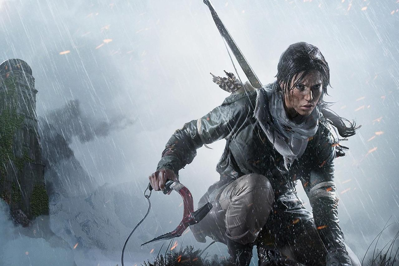 Рецензия rise of the tomb raider 1903