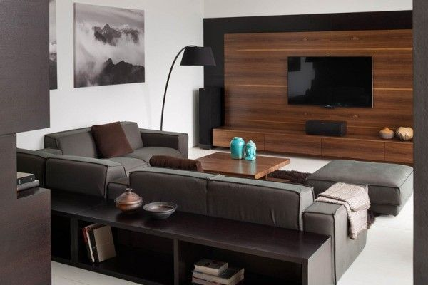 A Modern Summer Cottage Utilizes Tons Of Gorgeous Walnut House Redesign Home Interior Design House Design