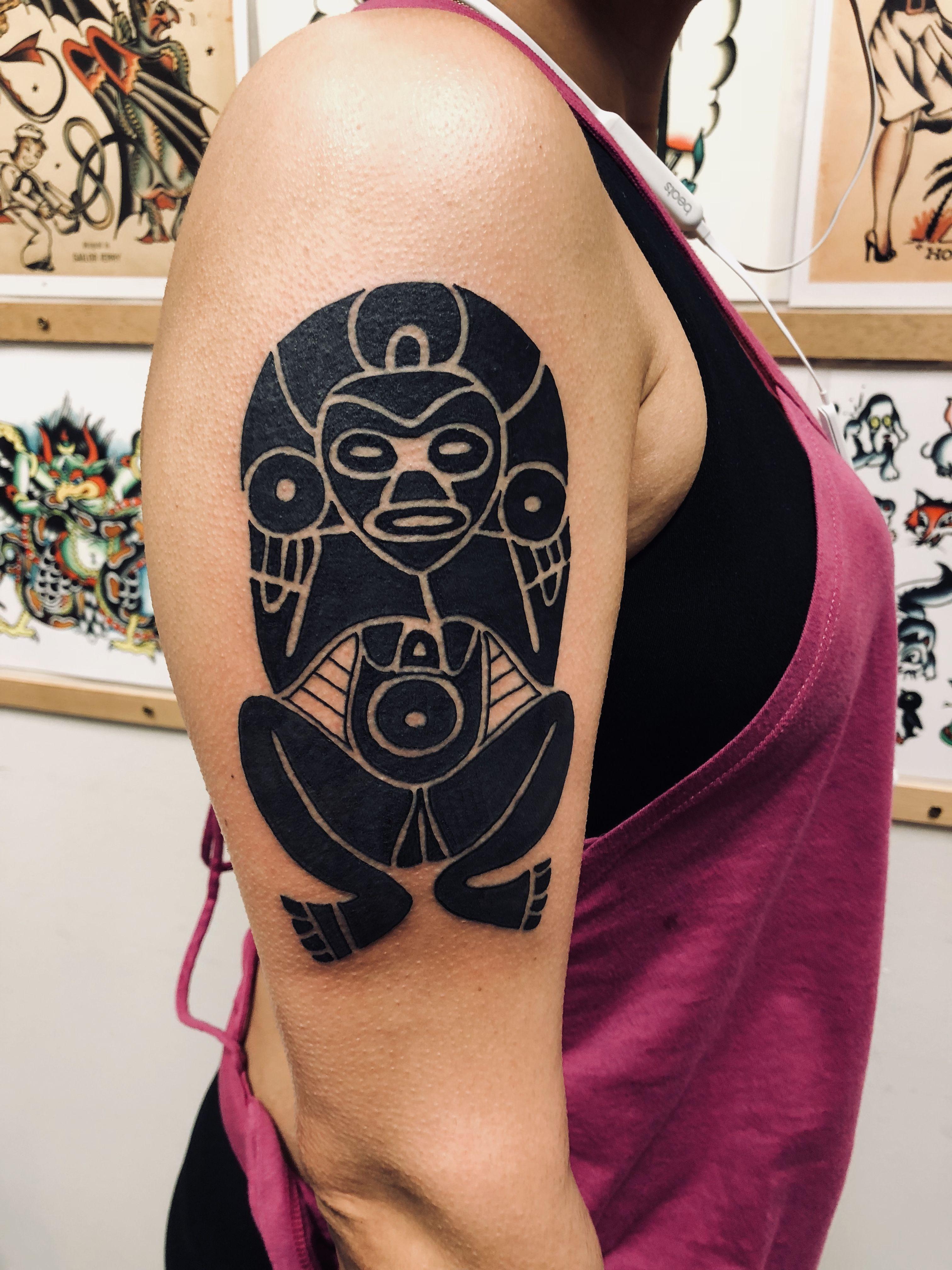 Pin on Taino Tattoos