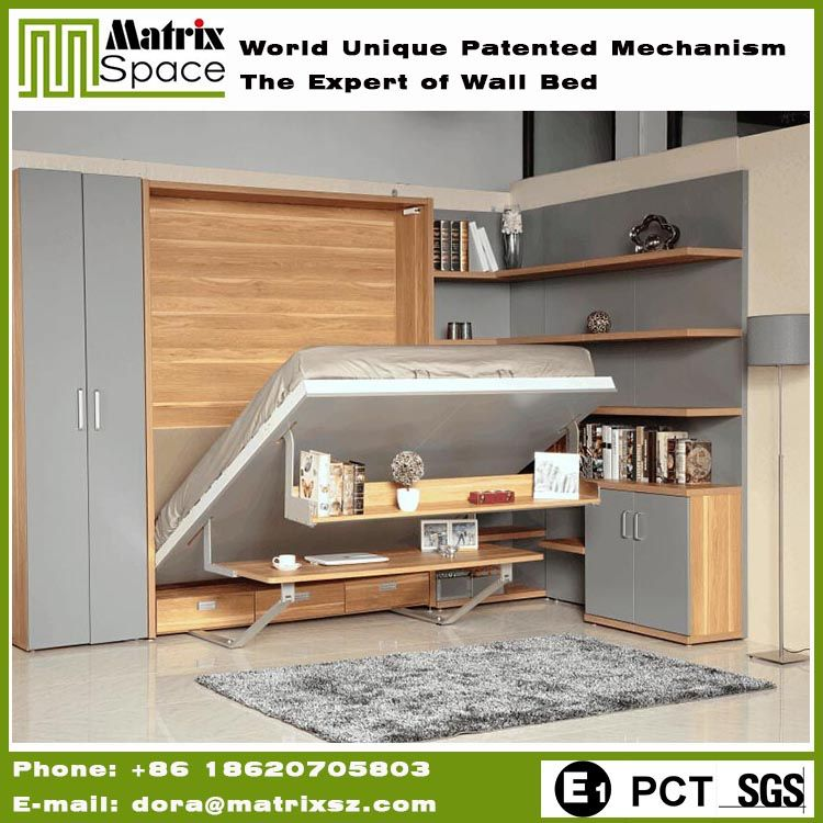 Check Out This Product On Alibaba Com App High Quality Foldable Vertical Wooden Furni Buy Bedroom Furniture Space Saving Furniture Bedroom Space Saving Bedroom