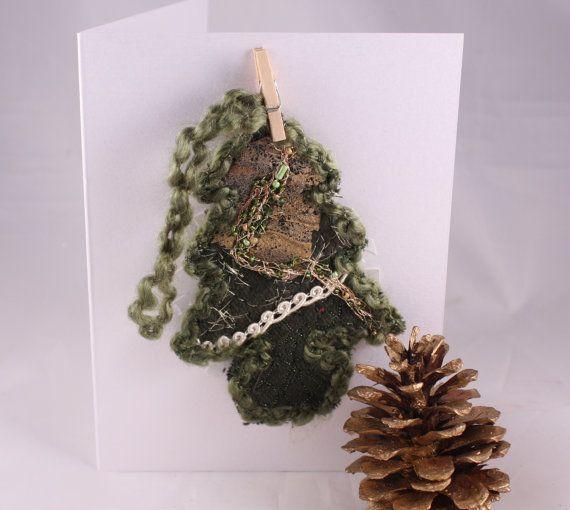 Detachable Christmas tree ornament Christmas by NellsEmbroidery, $18.00