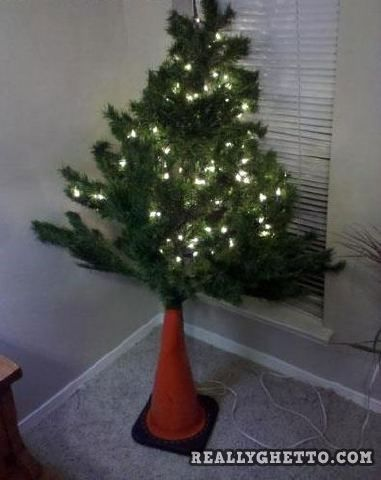 Really Ghetto Christmas Tree Ohh Myy Redneck Christmas