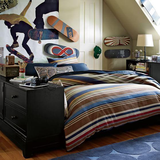 Ultimate Dresser Storage Bed Set Pb