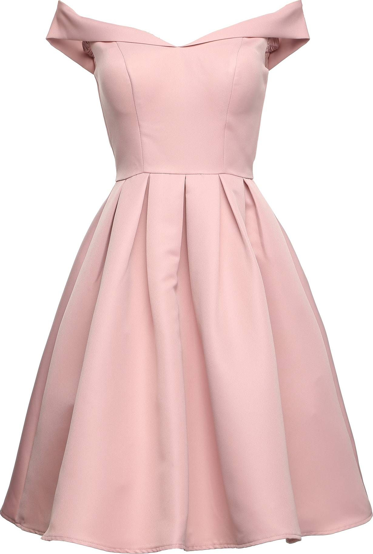 offshoulder kleid 39 dulce dress 39 von chi chi london schnelle und kostenlose lieferung 100 tage. Black Bedroom Furniture Sets. Home Design Ideas