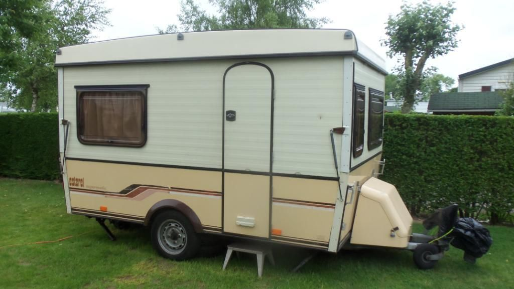 Esterel Folding Caravan-for sale Coventry £585 Gumtree | RVs Weird