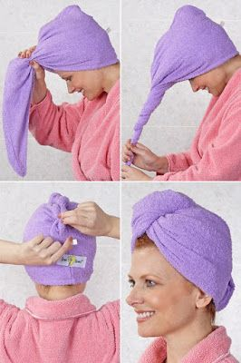 Microfiber Towel Hair Drying Wrap Cap Review Microfiber Towel Hair Hair Towel Pattern Hair Towel Wrap