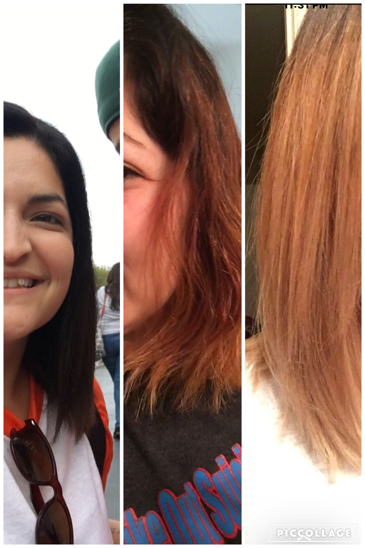 Volume 30 With Wella T14 Toner In One Week Coconut Oil Works Wonders T14 Wella Toner T14 Toner Wella T14