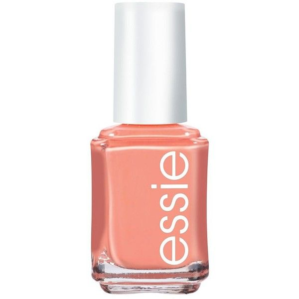 essie Corals Nail Polish ($8.50) ❤ liked on Polyvore featuring ...