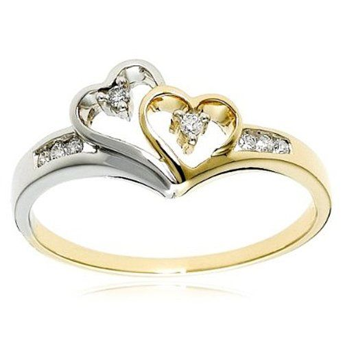 Valentine S Sweetheart Rings Cute Engagement Rings Jewelry