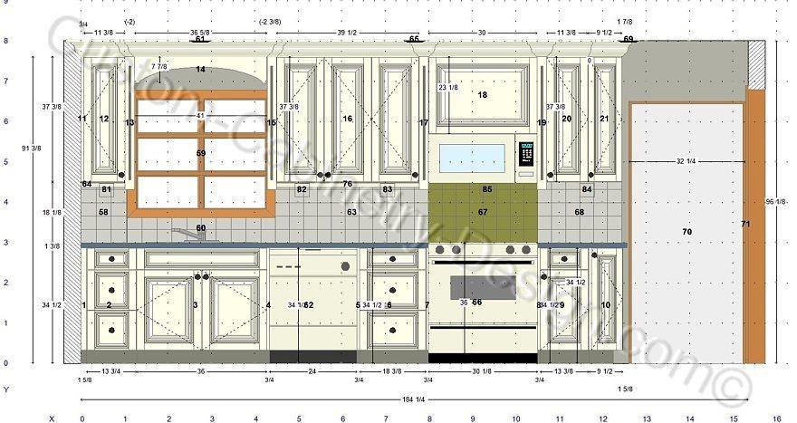 Kitchen Design Ides Image 4 Window Elevation Kitchen Design