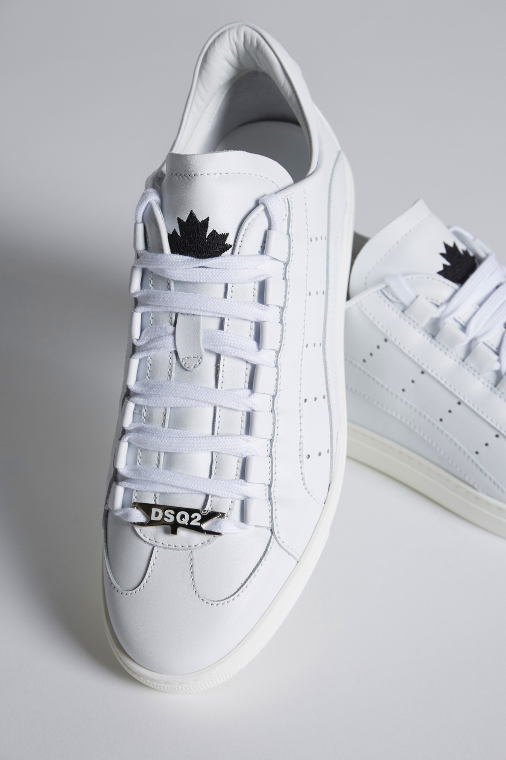 Dsquared2 551 Sneakers White - Sneakers