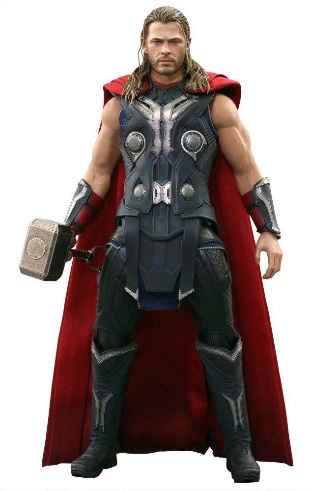 Thor Los Vengadores Figura Coleccion Thor Figure Avengers PVC 30 cm