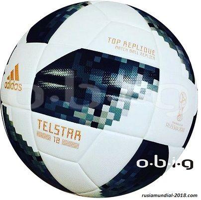 ee617434c09cb Diseño de balón Adidas para el mundial 2018 – Mundial de Rusia 2018 ...