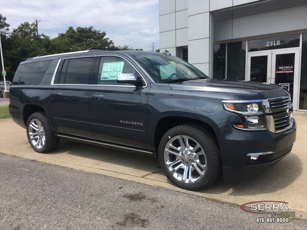 New 2020 Chevrolet Suburban Premier With Navigation 4wd In 2020 Chevrolet Suburban Chevrolet Suburban