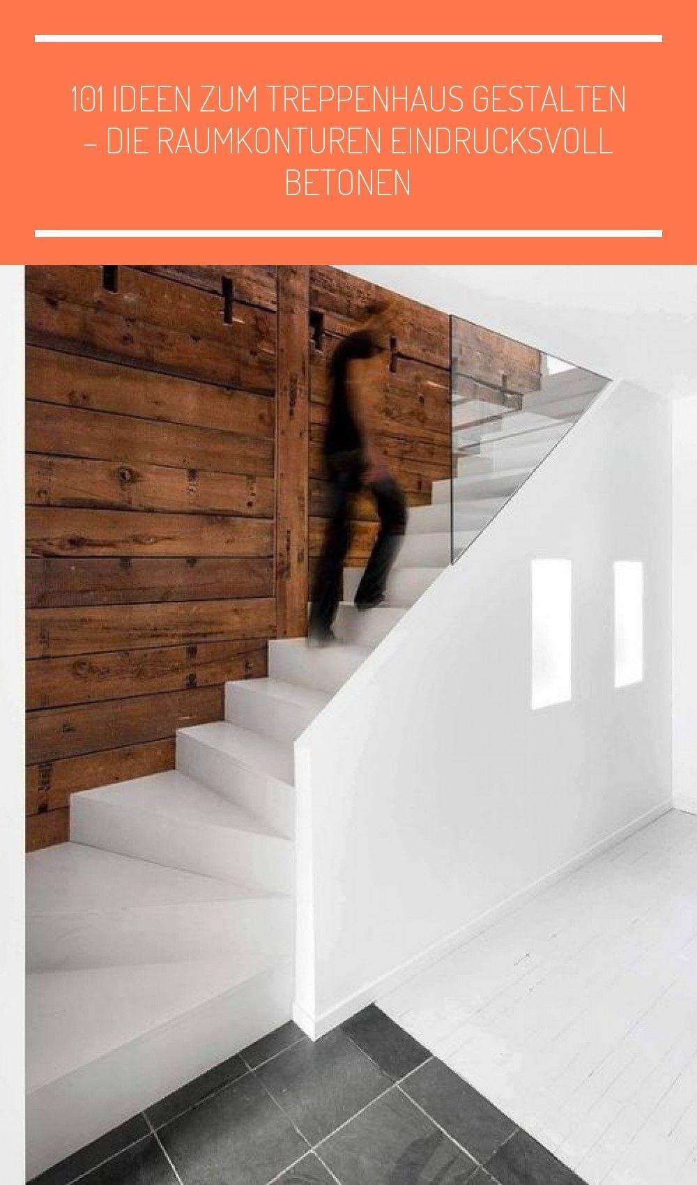 101 Ideen Zum Treppenhaus Gest In 2020 Home Decor Decor Stairs