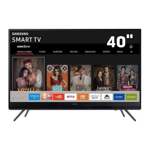 Smart Tv Games Led 40 Full Hd Curva Samsung 40k6500 R 2 013 16