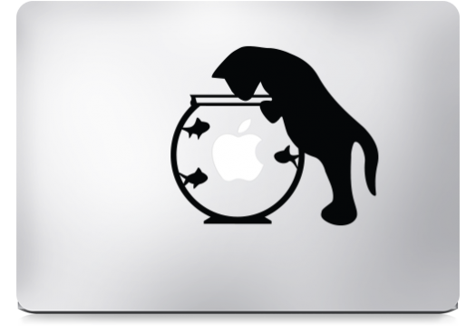 Custom Mac Decal Stickers