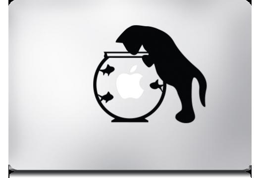 Custom macbook laptop stickers decals mac decals