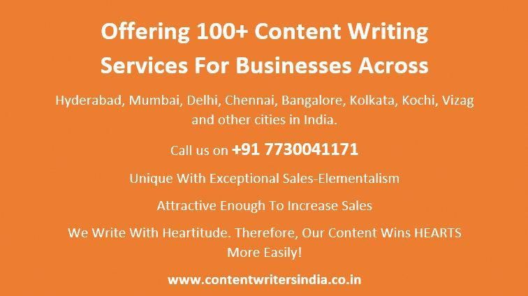 Do You Want To Hire Smart Experienced Freelance Content Developers In Hyderabad Content Writers Content Writing Creative Writing Jobs Website Content Writing