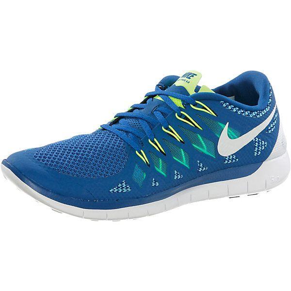 Nike Free 5.0 für Herren - Leichter Herren-Laufschuh mit Barfußlauffeeling.