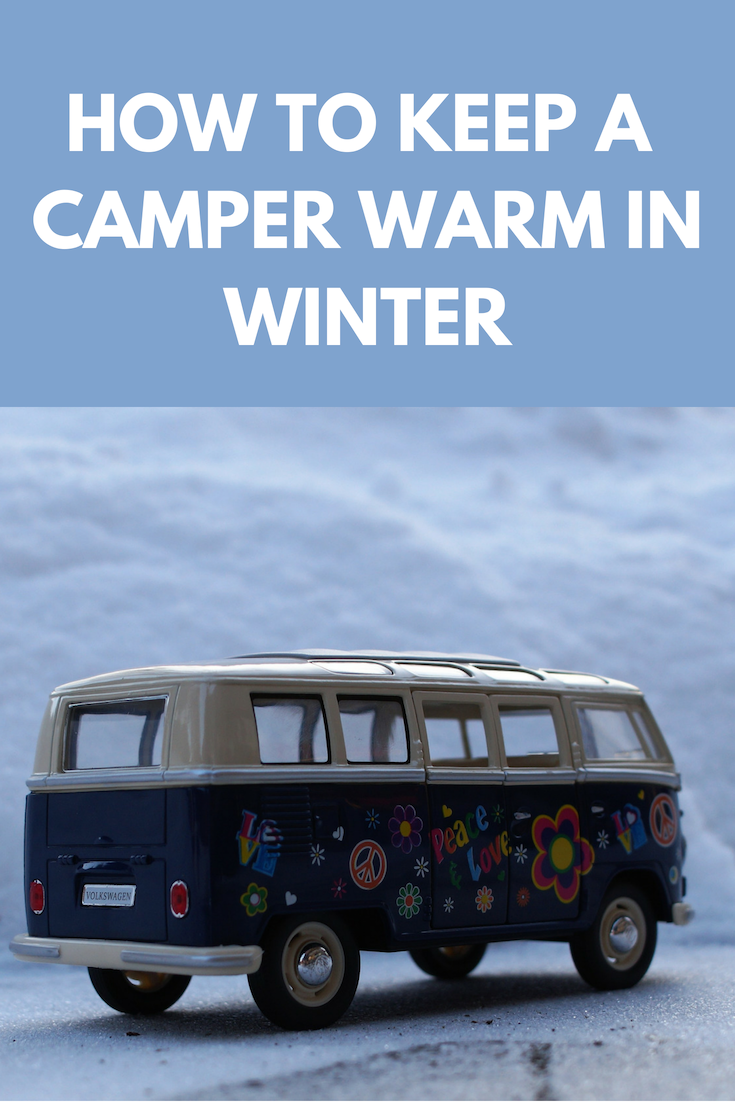 How to Keep a Camper Warm in the Winter Raising Chickens