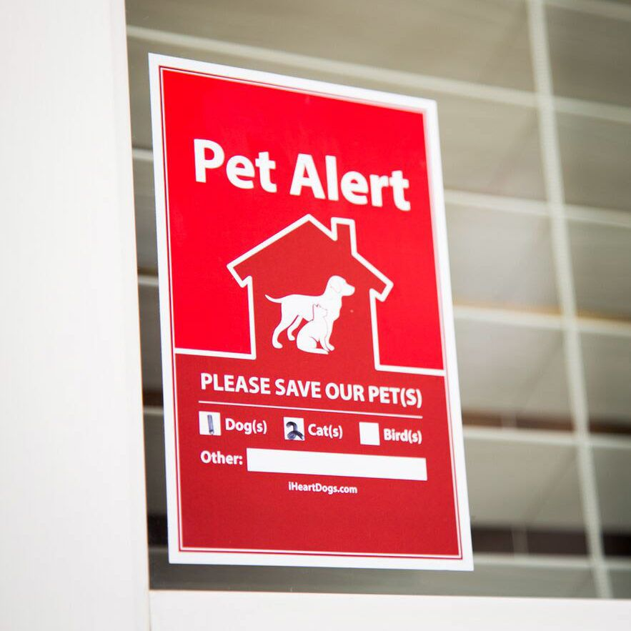 Free 2 Pack Pet Alert Stickers For Every Door Window Of Your Home Supplies Very Limited Pets Your Dog Dog Owners