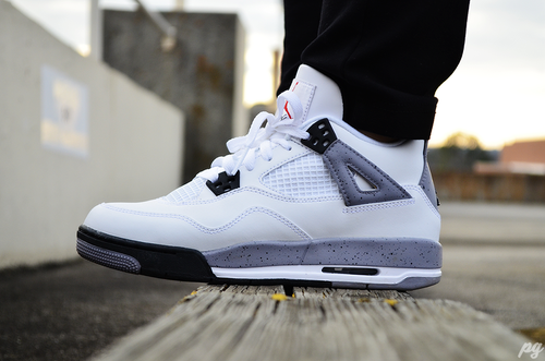 Nike Air Jordan IV Retro GS ig:linlucy3344 youtube:nice kicks6688  twitter:https