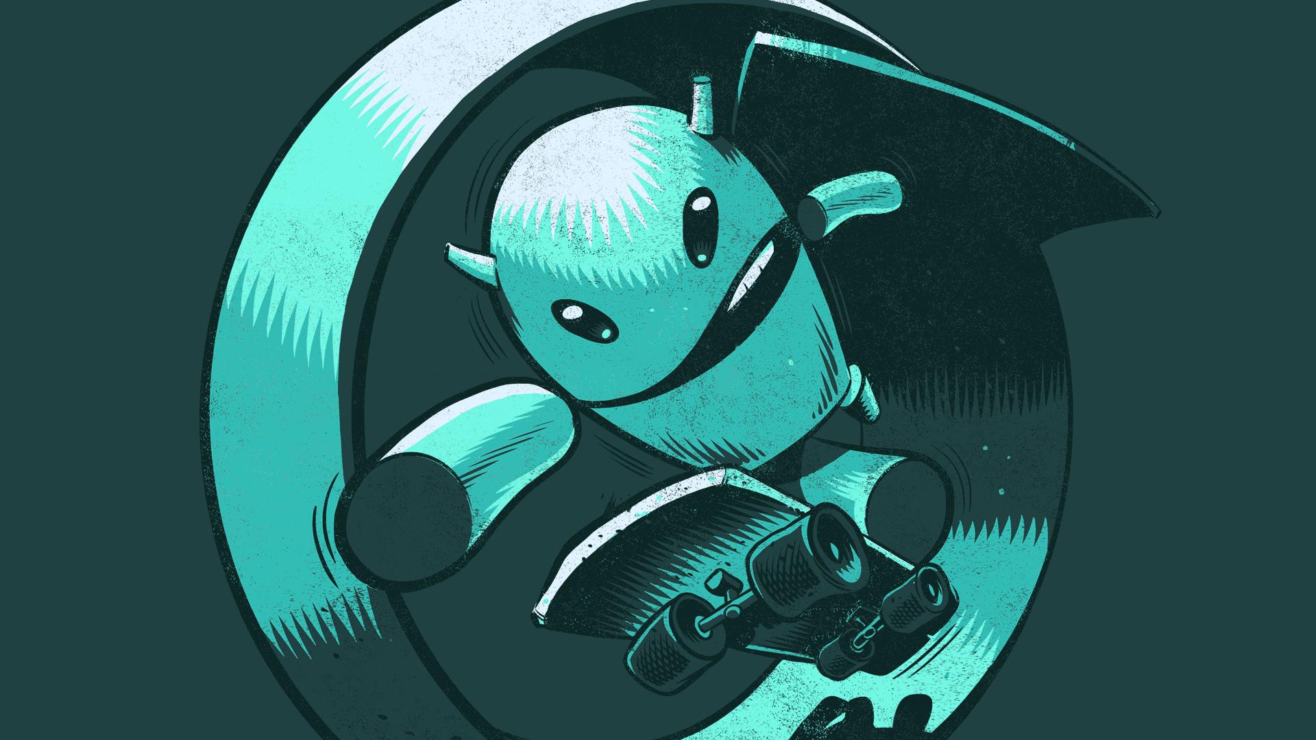 new cyanogenmod mascot