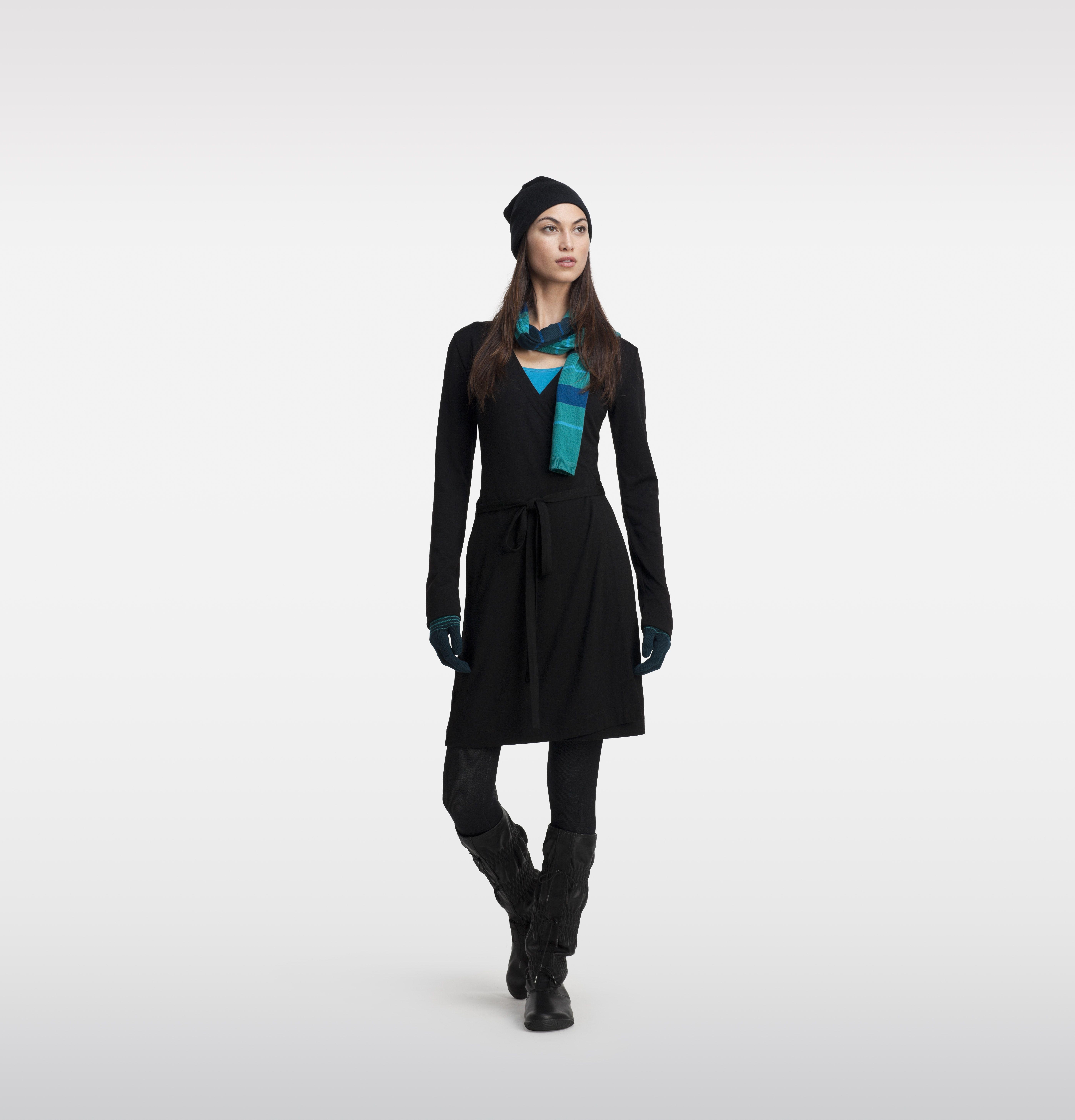fb4f5ae5979 Icebreaker Roma dress