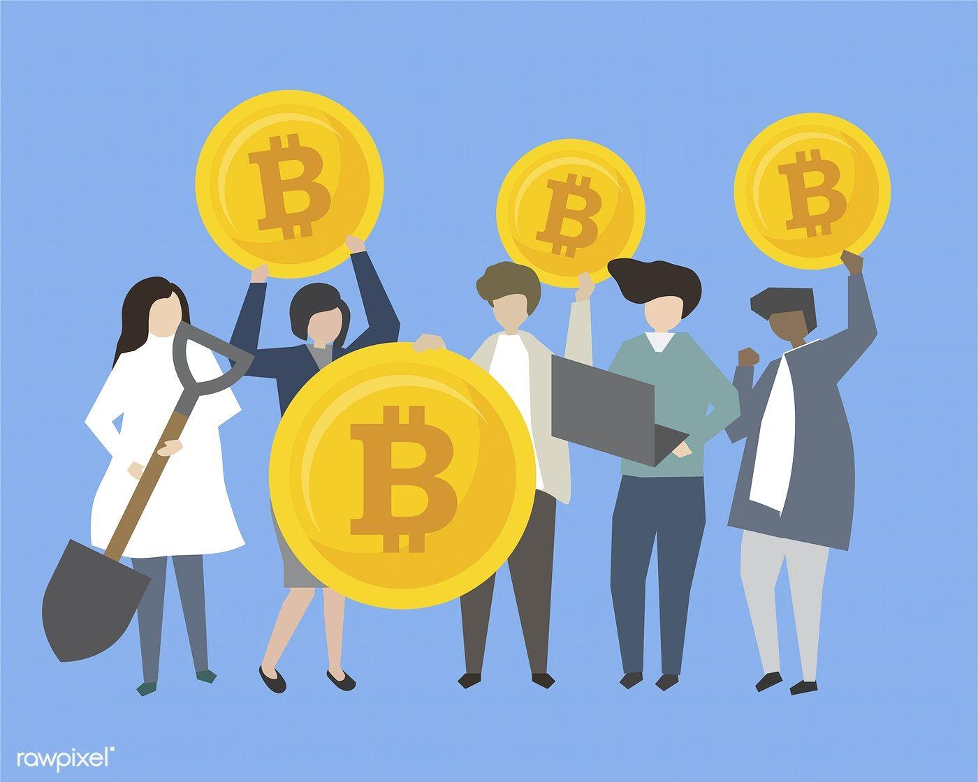 Bitcoin vs akcijų rinka,