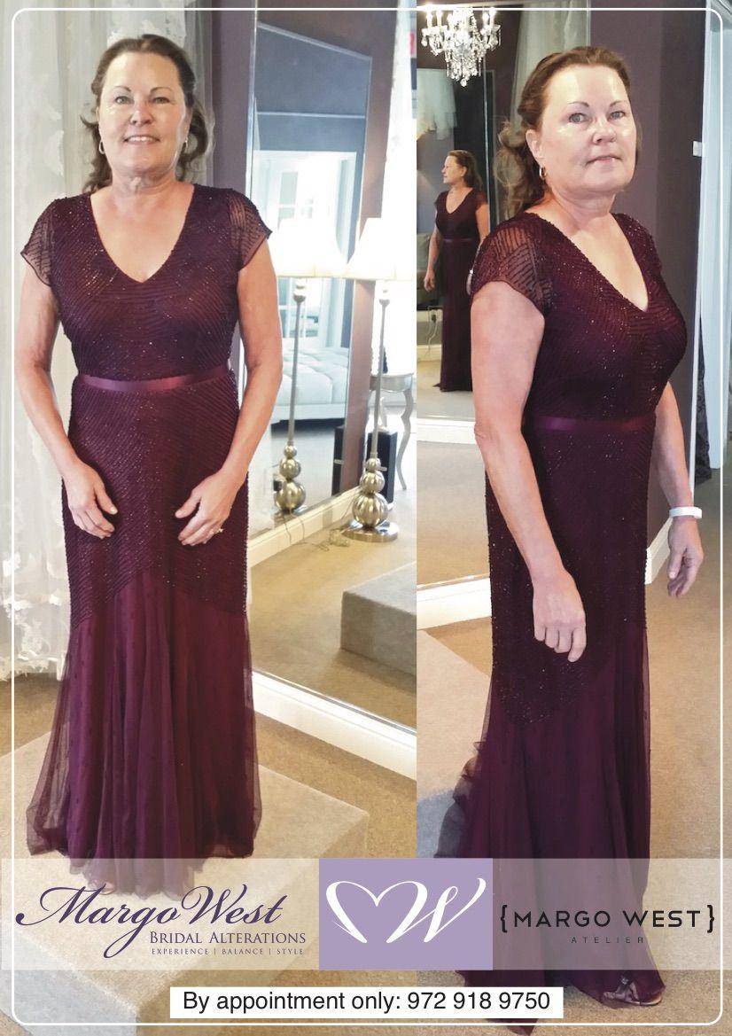Best formal dress alterations in Texas by Margo West. | Margo West ...