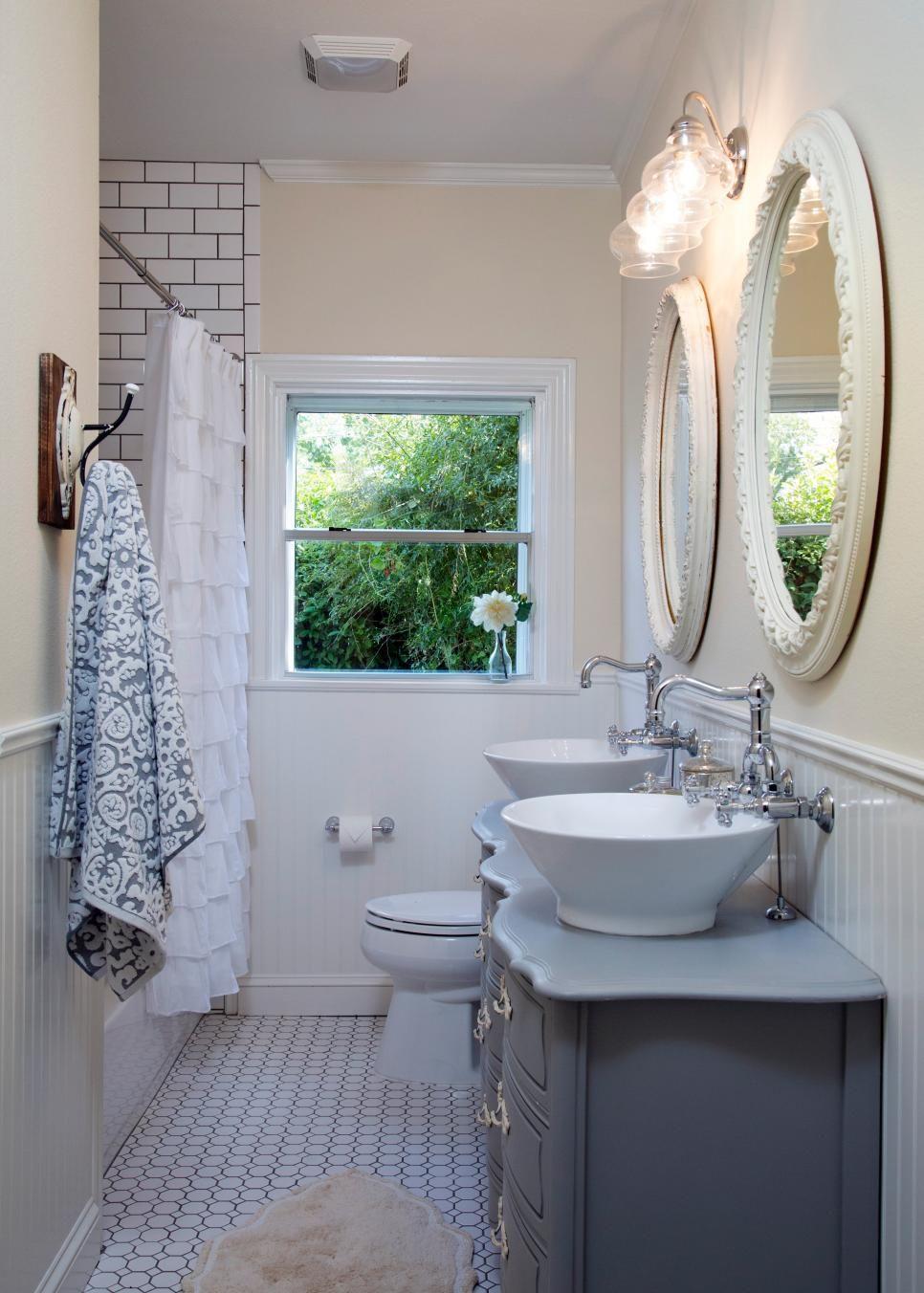 Fixer Upper S Best Bathroom Flips Fixer Upper Beautiful