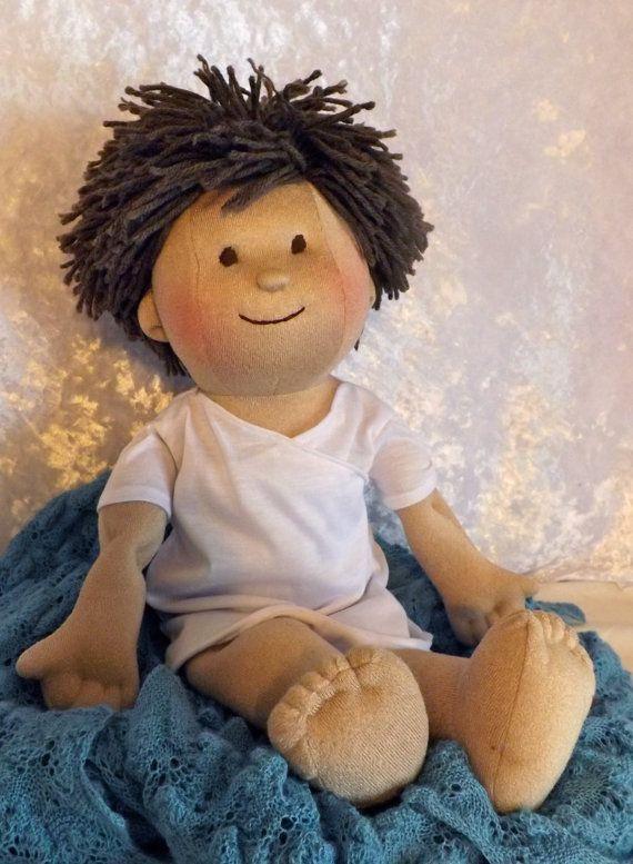 Jesus Baby Doll Soft Plush Rag Doll Infant Jesus Doll