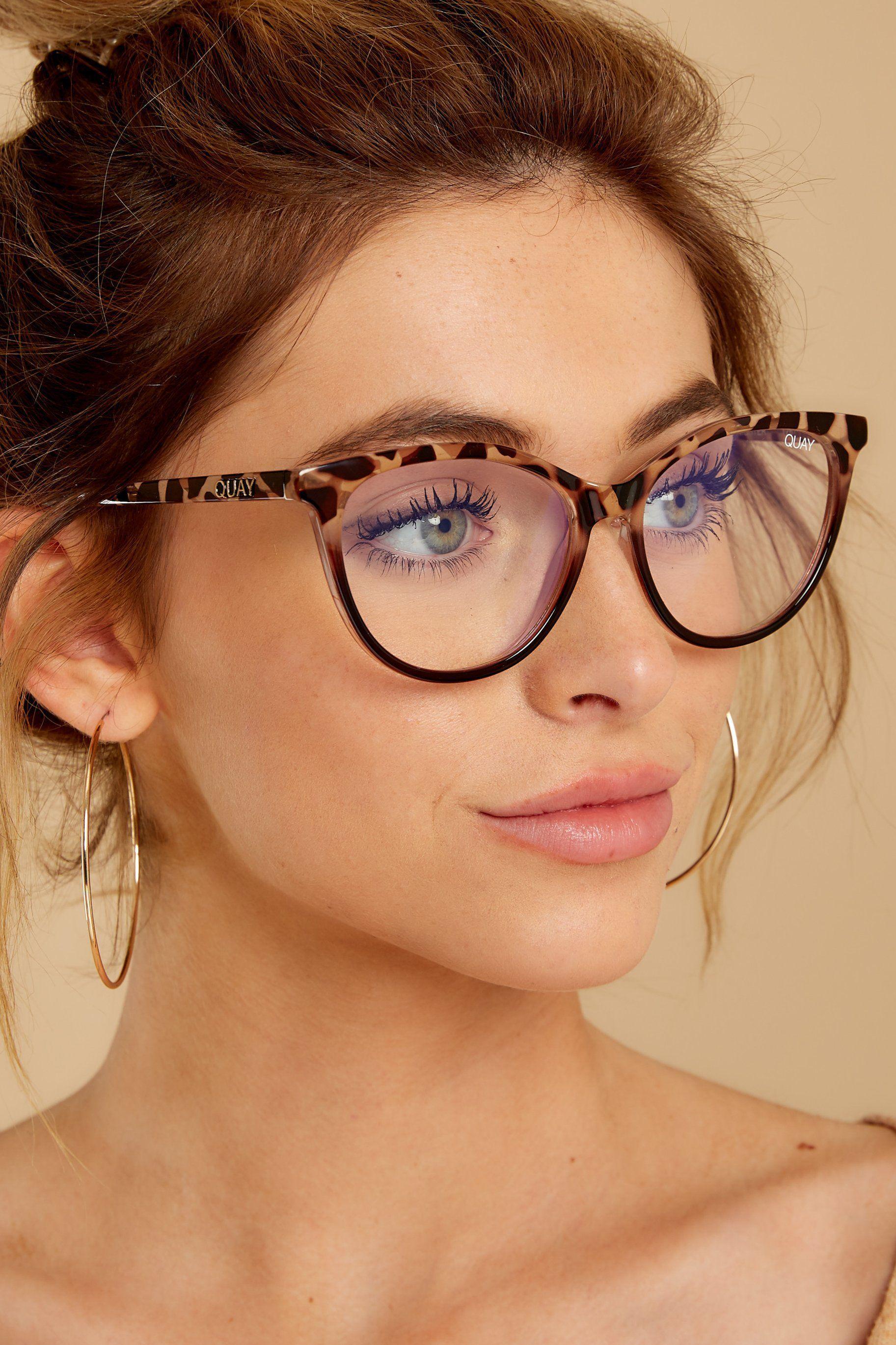All Nighter Tortoise Clear Blue Light Glasses Blue Clear Diyj Womens Glasses Frames Fashion Eye Glasses Eye Wear Glasses