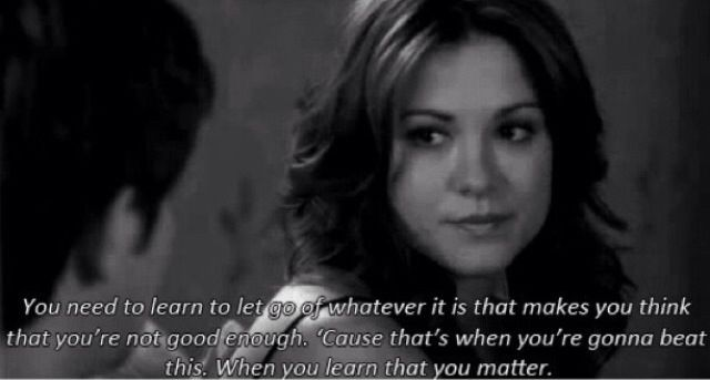 Mouth and Rachel one tree hill | One tree hill quotes, One ...