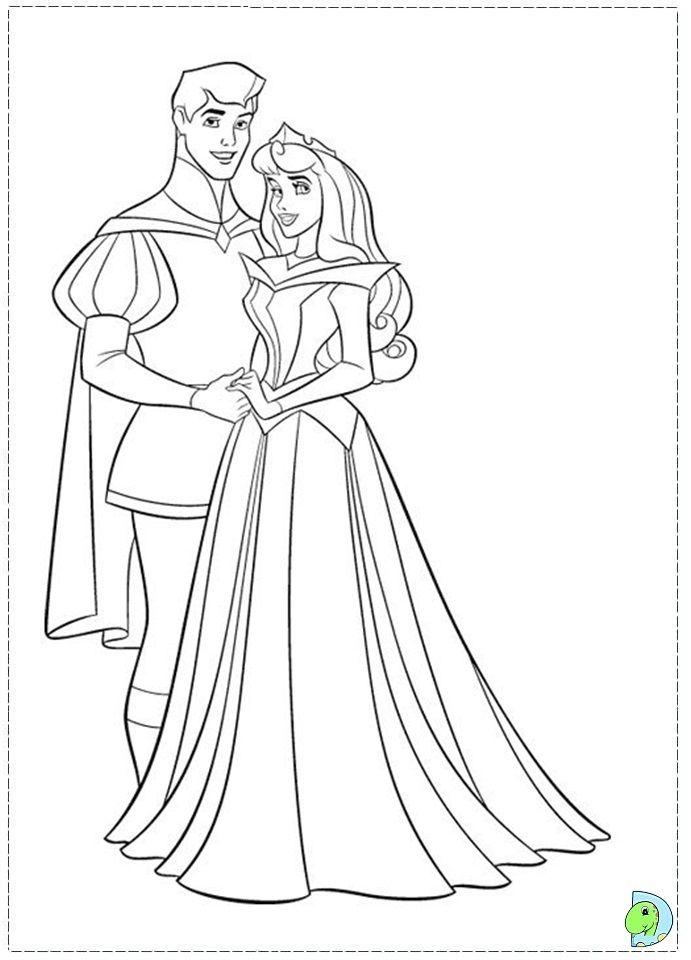 Coloriage La Belle Au Bois Dormant Sleeping Beauty Coloring Pages Disney Coloring Pages Disney Princess Colors