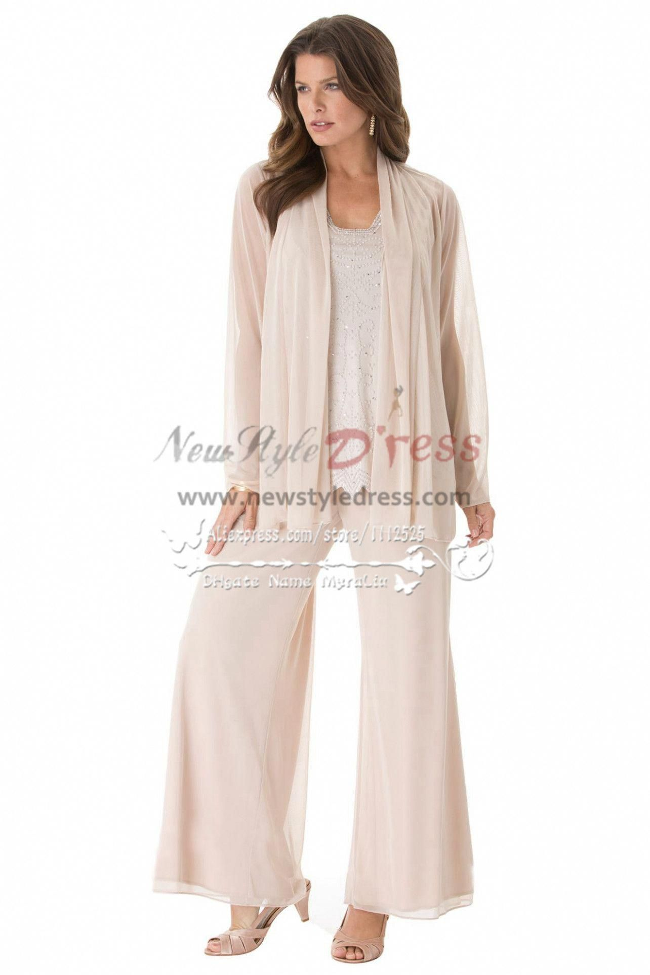 740c8136e445 Plus Size Mother Of The Bride Dresses And Pantsuits - raveitsafe