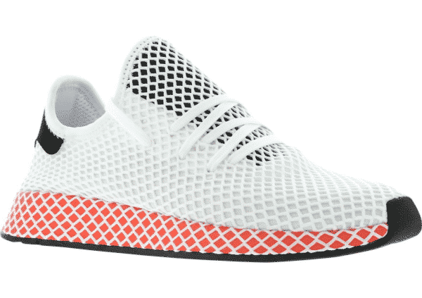 newest be9f6 ce5cc adidas Deerupt Runner White