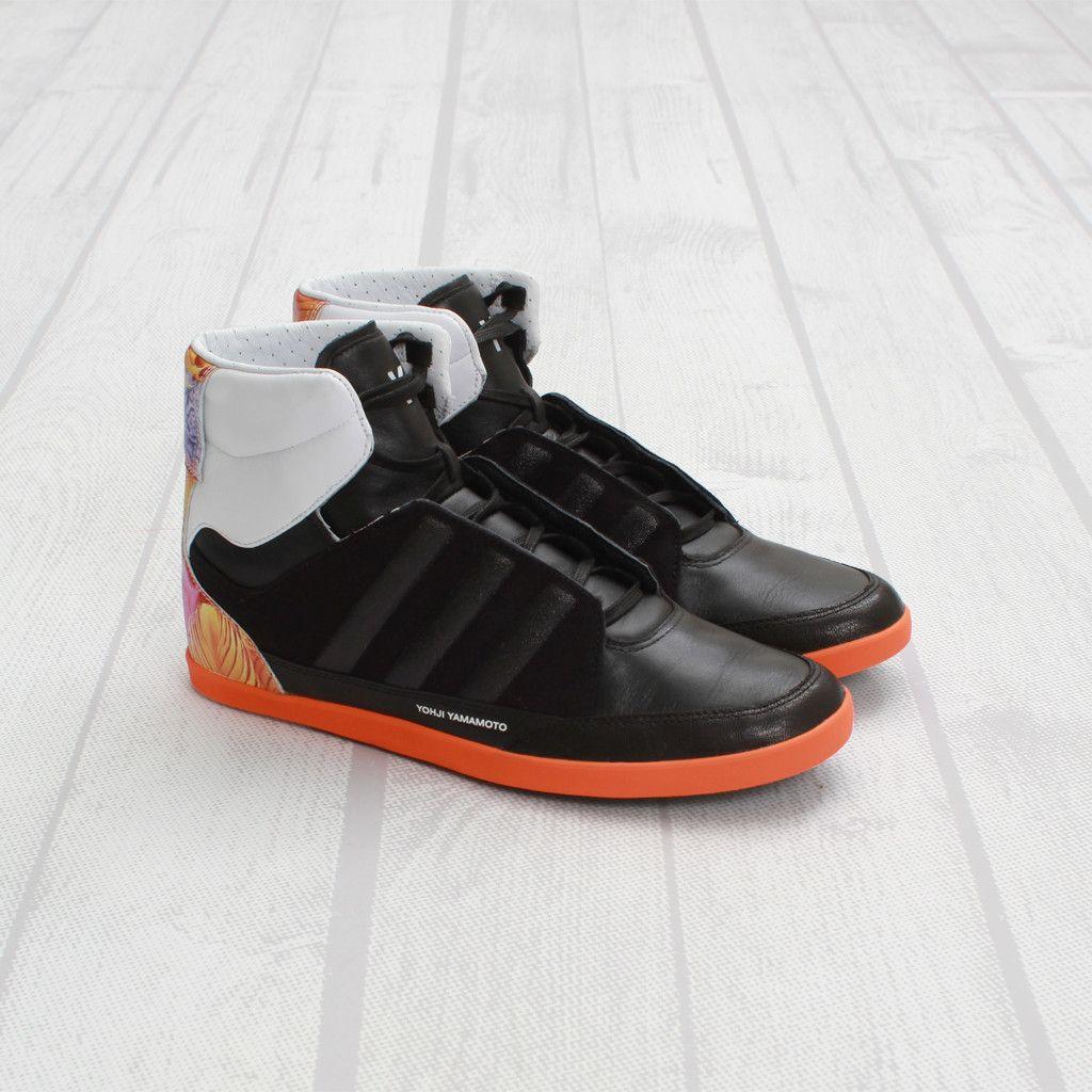 281beefa0d539  adidas  Y-3 Honja High - Black   Graphic  burnwilliams  solecollector
