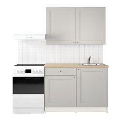 Best Knoxhult Cocina Gris 120X61X220 Cm Kitchen Modular 400 x 300