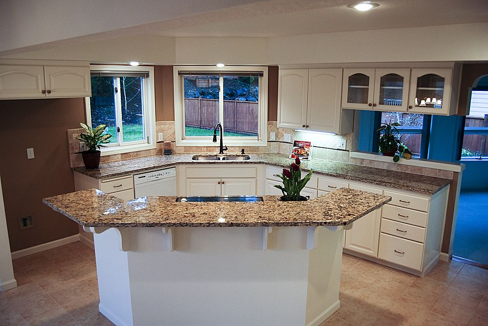 Island cooktop island and sink remodel ideas - Kitchen island with cooktop and prep sink ...