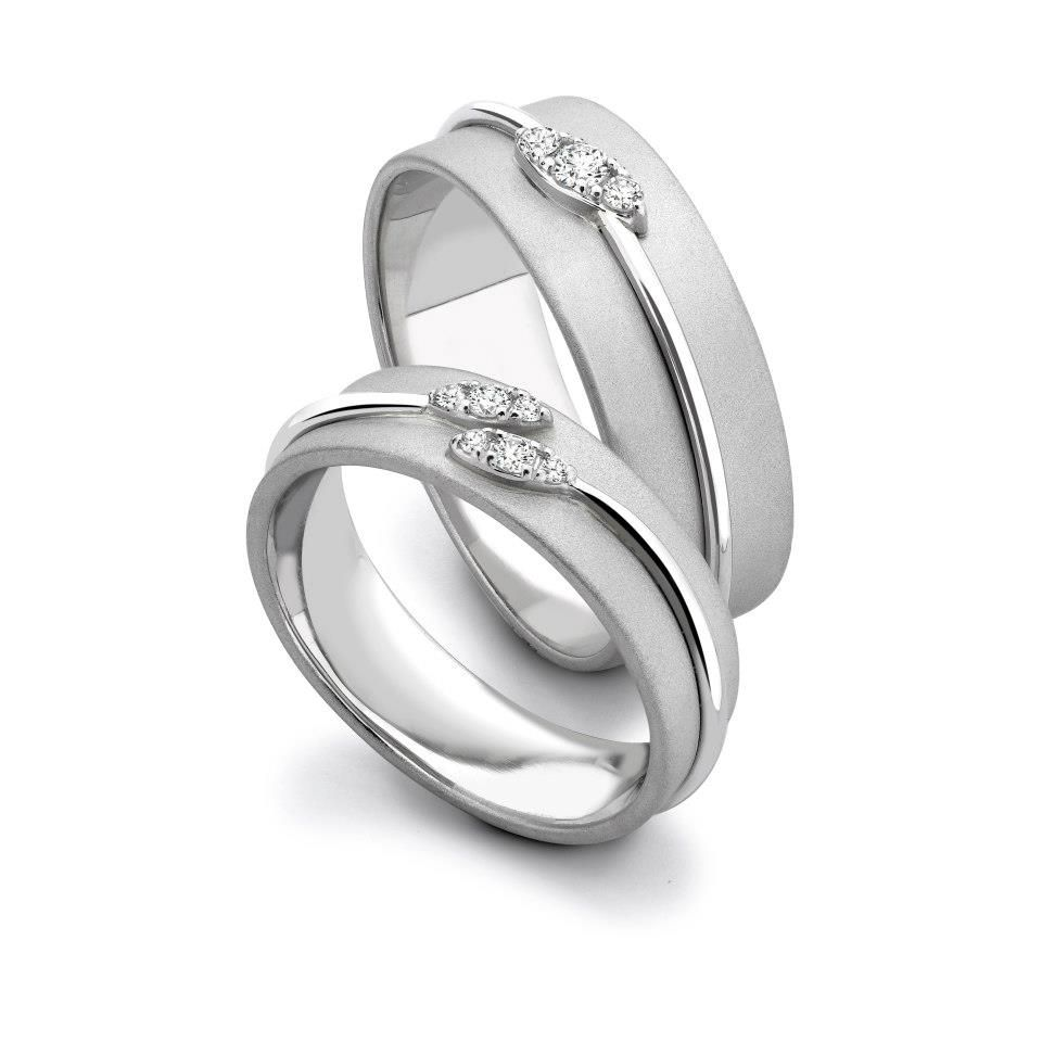 Feel Loved With Platinum Love Bands From Abaran Timeless Jewellery