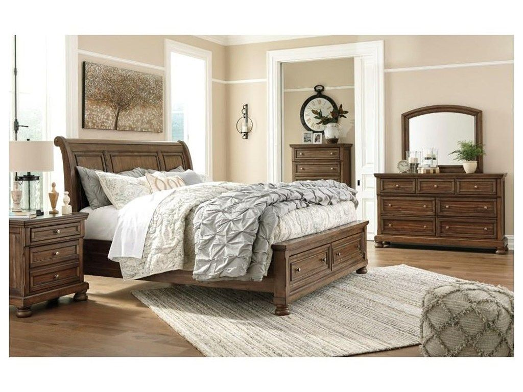 Flynnter Queen Bedroom Group By Signature Design By Ashley