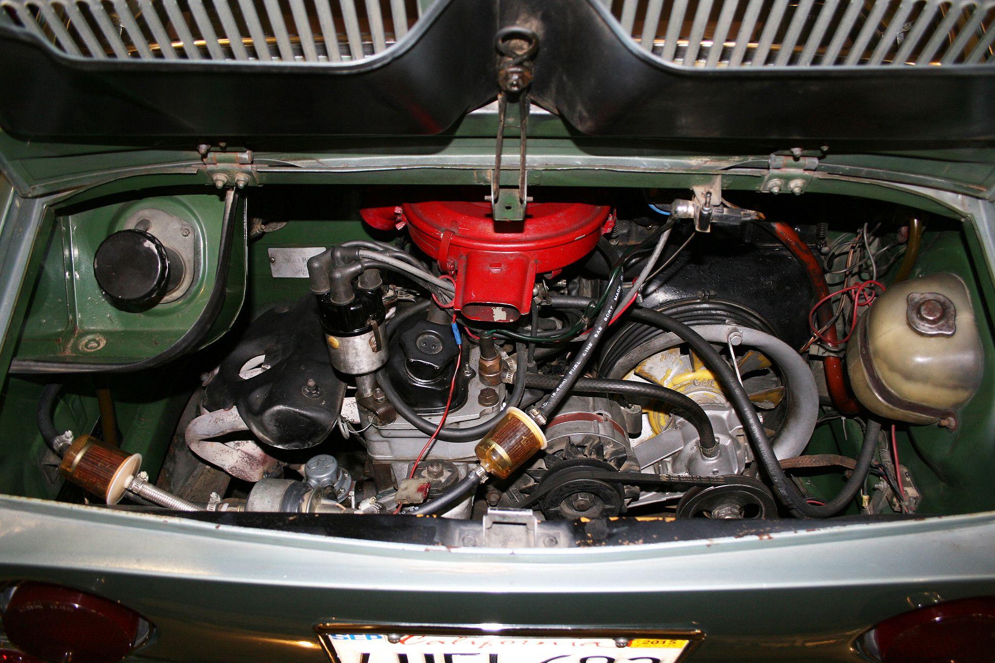 1971 Fiat 850 Sport Coupe Fiat 850 Fiat 850 Sport Coupe Sports