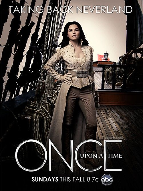 Once Upon A Time Season 3 Promo Neverland Here We Come With